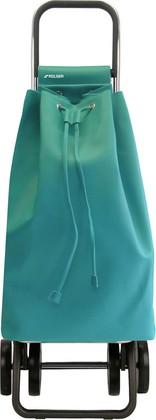 Сумка-тележка хозяйственная зелёная Rolser LOGIC DOS+2 SPS002verde