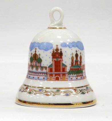 Колокольчик Новодевичий монастырь, ф. Петелька ИФЗ 80.83357.00.1