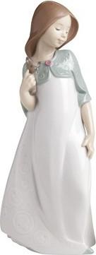 Статуэтка фарфоровая Мой маленький друг (Cute Companions) 22см NAO 02001565