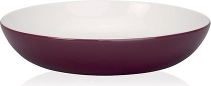 Тарелка суповая 21см бордовая Brabantia 610103