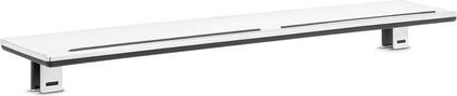 Полочка для рейлинга 35.0см, матовая сталь / чёрный Brabantia 460104