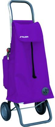 Сумка-тележка хозяйственная фиолетовая Rolser LOGIC RG PAC031more