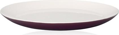 Тарелка обеденная 27см бордовая Brabantia 611940