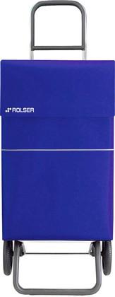 Сумка-тележка хозяйственная синяя Convert Rolser DML004azul