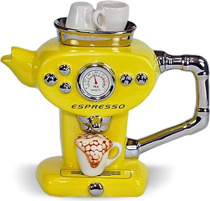 """Чайник заварочный """"Утренний эспрессо"""" мини (кофеварка с одной чашкой) The Teapottery 4423"""
