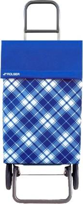 Сумка-тележка хозяйственная синяя Rolser RG JEA021azul