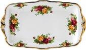 Поднос для сэндвичей Розы Старой Англии, 30х18см Royal Albert IOLCOR00070