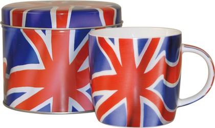 Кружка Британский флаг 285мл, Spice James Sadler JSUJ00011