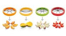 Нож для яблок, персиков, манго и помидоров Tescoma Handy 643646