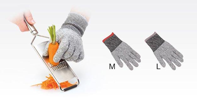 Защитные перчатки PRESTO из ассортимента новинок от Tescoma, представленных в ноябре 2015 года