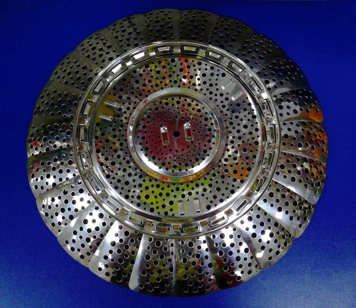 Пароварка-вкладыш из нержавеющей стали от Tescoma PRESTO. Вид Д