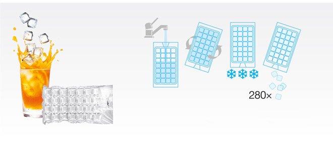 Одноразовые мешки PRESTO для получения подушечек льда из ассортимента новинок от Tescoma, представленных в июне 2015 года