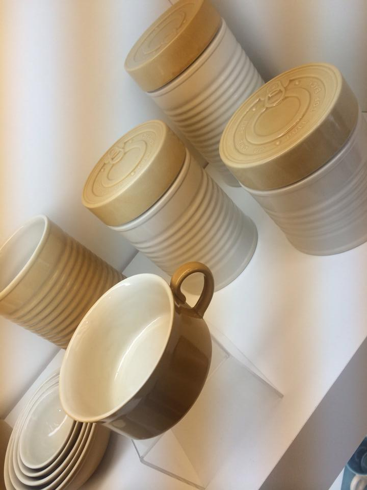 Керамическая посуда от Ceraflame на 29-й выставке ABUP 2014. Кружка для супа и другие изделия