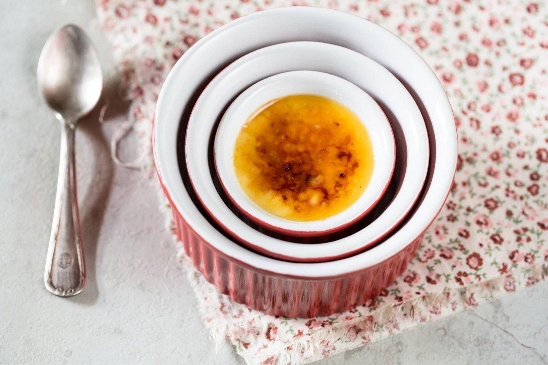 Новинки керамической посуды от Ceraflame 2014 года. Коллекция рамекинов - вариант сервировки А