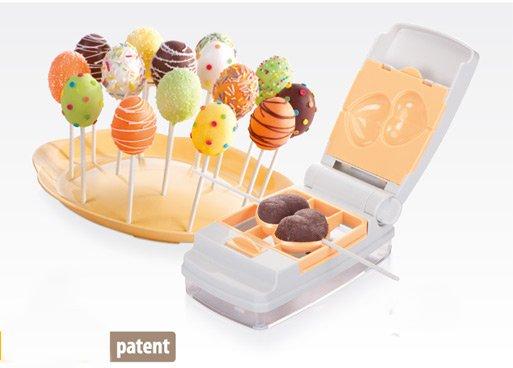 Набор из пресс-форм и палочек DELICIA для создания фигурных десертов, из ассортимента новинок от Tescoma, представленных в марте 2015 года