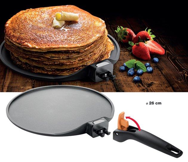 Сковорода для блинов SmartClick от Tescoma с антипригарным покрытием, представленная в октябре 2016 года
