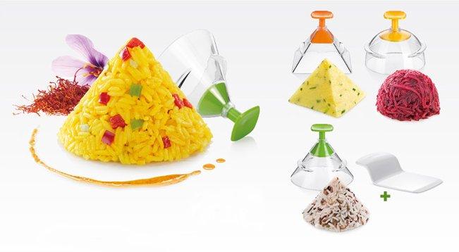 Формы для пищевых продуктов PRESTO FOODSTYLE из новинок от Tescoma, представленных в октябре 2015 года