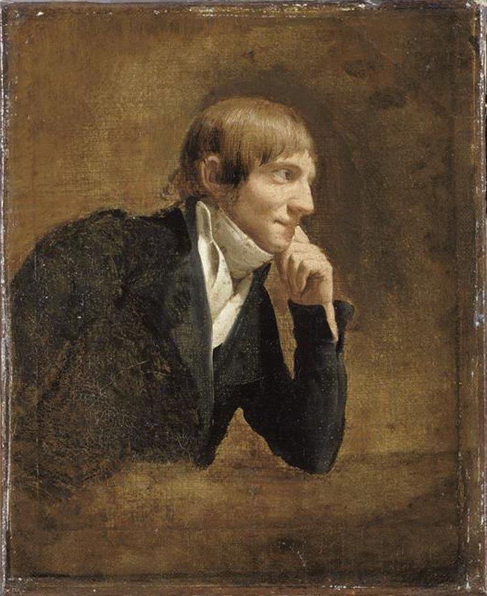 Портрет Пьера-Жозефа Редуте