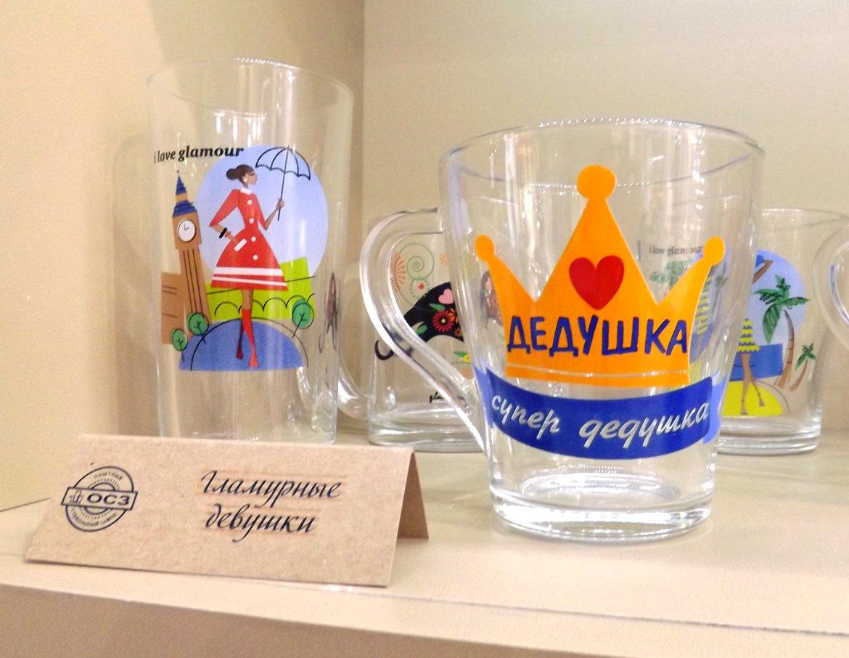 Стеклянная посуда произведённая в России для французского бренда на выставке HouseHoldExpo 2015 в сентябре