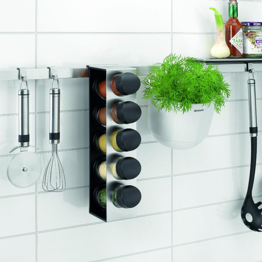 Кухонные аксессуары Brabantia 2013-14 гг. в интерьере