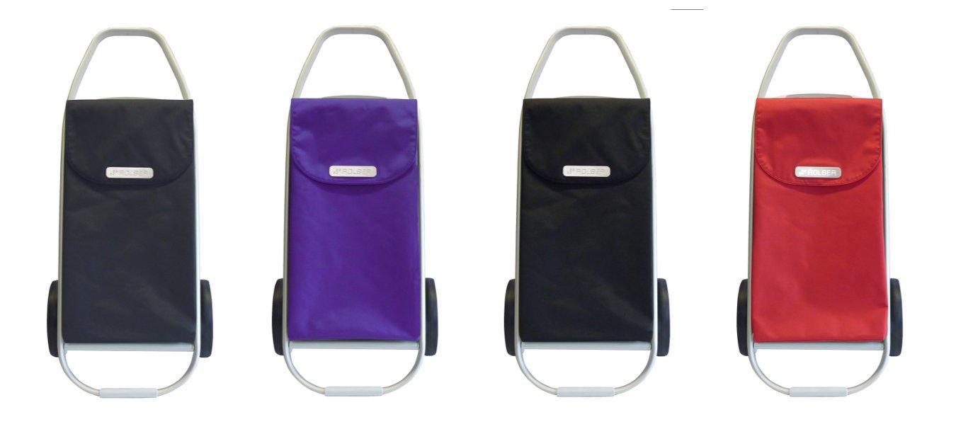 Сумки-тележки Rolser из коллекции COM-8 образца 2015 года. Варианты расцветок - Б