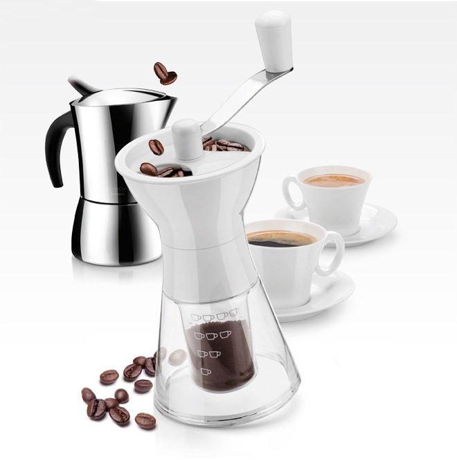 Кофемолка ручная HANDY от Tescoma, представленная в марте 2016 года