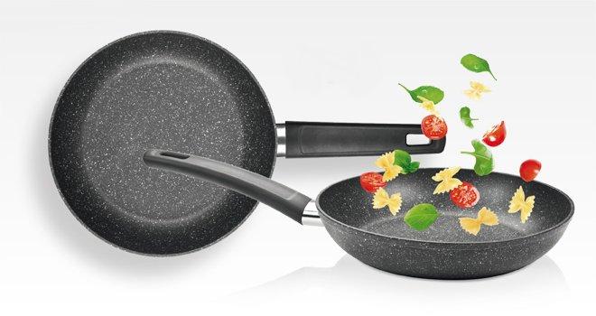 Сковороды FineSTONE от Tescoma, представленные в марте 2016 года