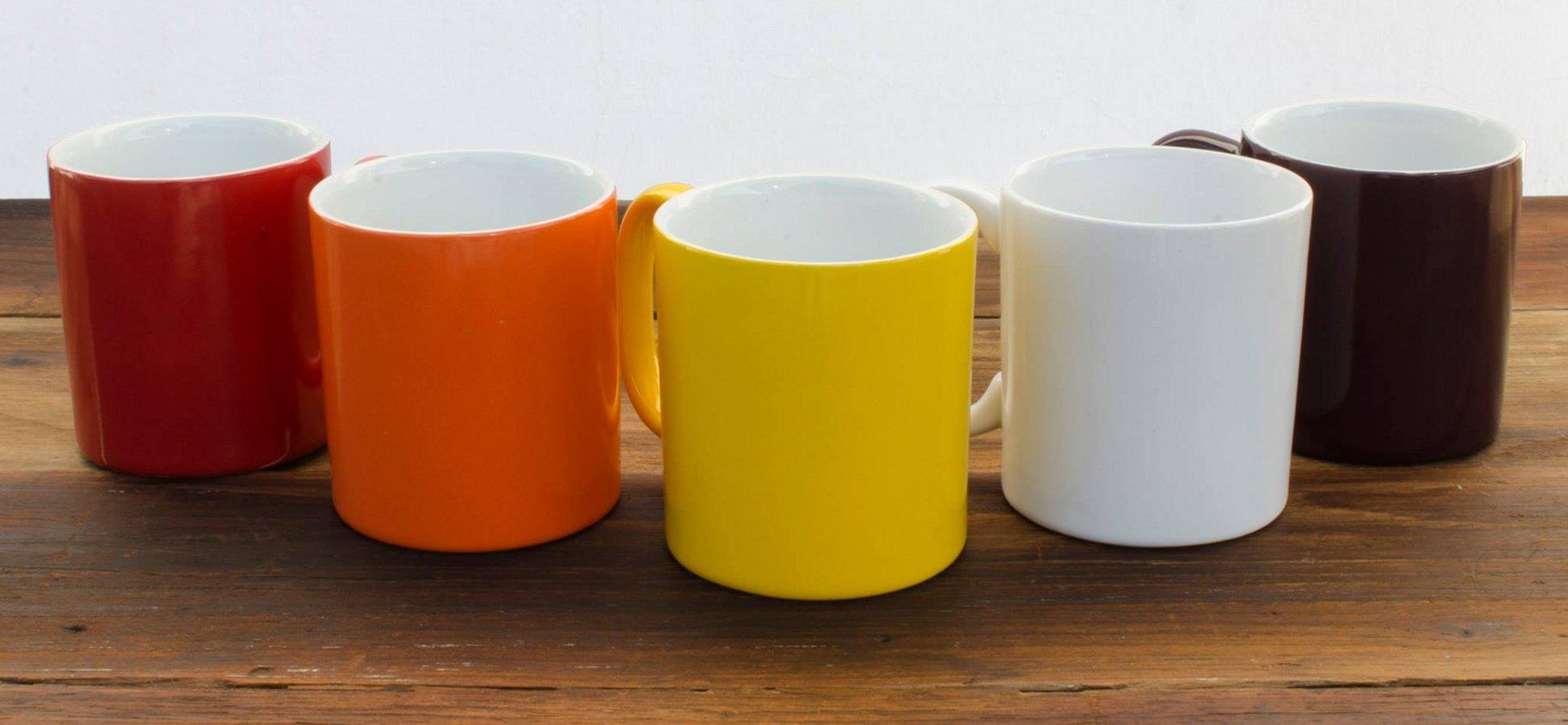 Новинки керамической посуды от Ceraflame 2014 года. Кружки с вместительностью 300 мл