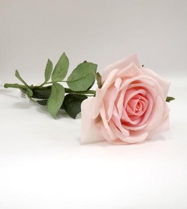 Роза Гран При розовая 65см живое прикосновение Atelier de Fleur WAF0940-TA
