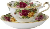 Чайная пара Royal Albert Розы Старой Англии Эйвон, 175мл IOLCOR065/66