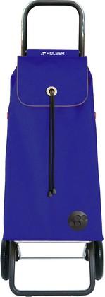 Сумка-тележка хозяйственная синяя Rolser LOGIC RG IMX004azul