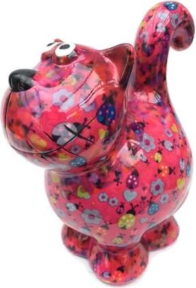 Копилка Pomme-Pidou Кошка Dorothy розовая 148-00240/2