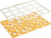 Форма для печенья пасхальная Tescoma DELICIA 630886.00