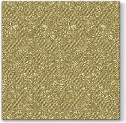 Салфетки для декупажа Вдохновение классика, золото, 33x33, 20шт Paw SDL100209