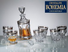 Большой выбор питьевых наборов от Crystalite Bohemia