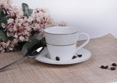 Набор чайный Шато де Валери, 6 персон, 12 пр. Top Art Studio LD1940-TA