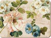 "Набор подставок на пробке ""Прекрасный сад"" 29x22см, 6шт Creative Tops TM3589MUV"