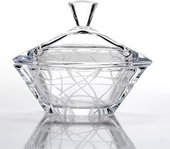 Шкатулка Crystalite Bohemia Луна 18.5см 5K806/1/07313/185