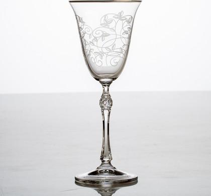 Бокалы для вина Crystalite Bohemia Проксима Парус, 6шт, 185мл 1SF89/185/375582