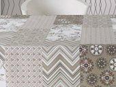 Скатерть текстильная 160х200см, бежевый Aitana Courbet COUR/160200/beige