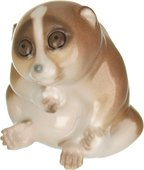 Скульптура ИФЗ Лори, фарфор 82.89955.00.1