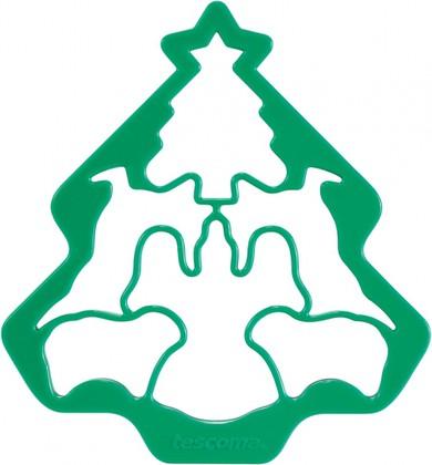 Формочка для печенья Tescoma Delicia Рождественская 630899.00