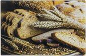 Доска разделочная стеклянная Lesser & Pavey Хлеб, 30x20см LP93367