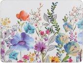 Подставки под тарелки на стол Creative Tops Цветочный луг 30x23см, 6шт, пробка C000337