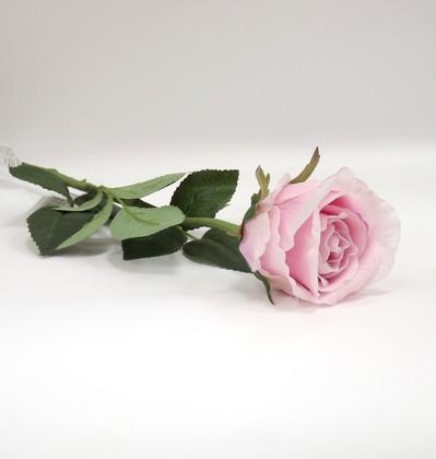 Роза Богема сиреневая 65см живое прикосновение Atelier de Fleur WAF1158-TA