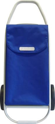 Сумка-тележка хозяйственная синяя Rolser COM MF8 COH001azul