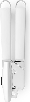Открывалка для консервов Brabantia Essential белая, нерж. сталь 400629