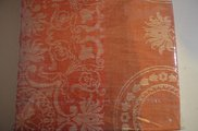 Скатерть Белорусский лён Канцона 150x200, 6 салфеток 49x49 11c507/150x200/82/8