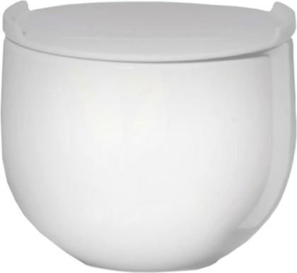Банка для хранения продуктов Asa Selection Grande с крышкой, белый 4190/147