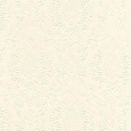 Салфетки для декупажа Орнамент крем, 33x33см, 3 слоя, 16шт Paper+Design 24043